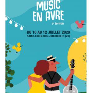 Festival Music En Avr : Pass Vendredi