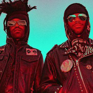 Hip Hop Boombox : Ho99o9 + Invité
