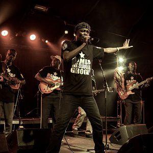 Bamba Wassoulou Groove @ Paul B - Massy