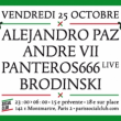 Soirée BROMANCE x SICARIO , BRODINSKI, PANTEROS666, ALEJANDRO PAZ à Paris @ 142  - Billets & Places