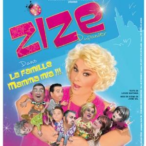 ZIZE @ La Chaudronnerie - Salle Michel Simon - LA CIOTAT