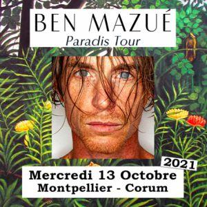 Ben Mazue - Paradis Tour + Première Partie