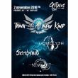 Concert T.A.N.K + Monolyth + Serenius + Nemost