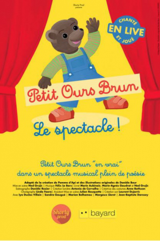 PETIT OURS BRUN @ Salle Yves Renault - CHAMBRAY LES TOURS