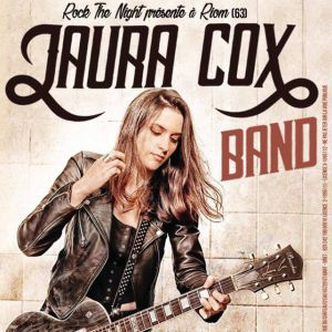 Rock The Night - Laura Cox Band