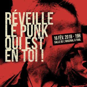 Réveille le punk qui est en toi ! @ La Salle de l'Arsenal - TOUL