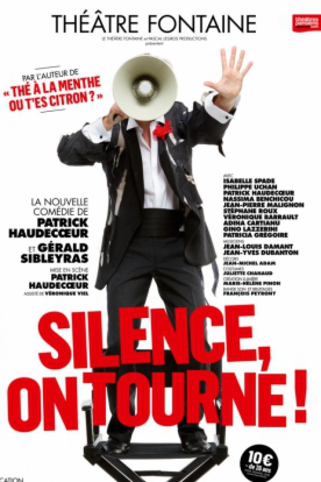 SILENCE, ON TOURNE ! @ Le Vinci - Auditorium François 1er - Tours