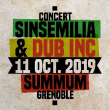 Concert DUB INC + SINSEMILIA