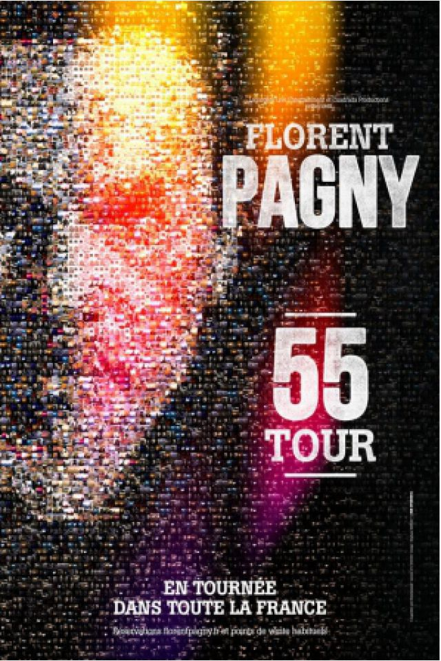 FLORENT PAGNY @ Zénith de Rouen - Le Grand Quevilly