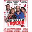 Théâtre Tant qu'il y a de l'amour
