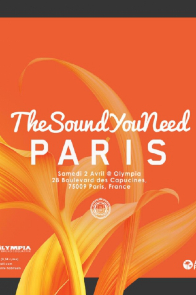 Soirée TheSoundYouNeed Paris x Olympia @ L'Olympia - Billets & Places