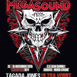 Megasound Fest 2019 - Pass 2 Jours