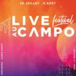 Festival LIVE AU CAMPO 2020 - 5ÈME ÉDITION - 04 AOUT à PERPIGNAN @ Campo Santo - Billets & Places