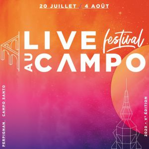 Live Au Campo 2020 - 5Ème Édition - 25 Juillet