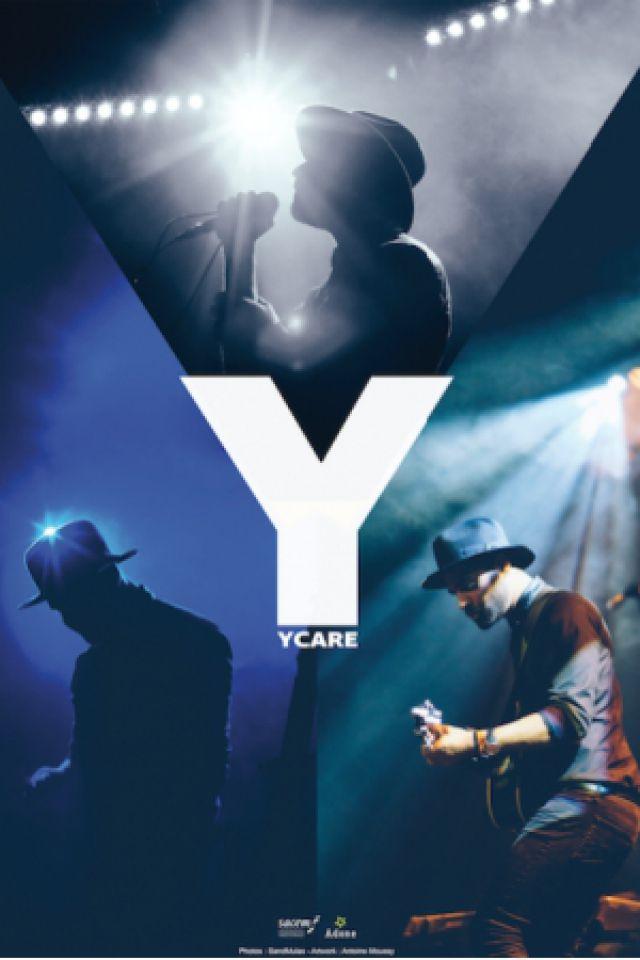 Concert YCARE à Paris @ Divan du Monde - Billets & Places