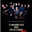 Concert INCOGNITO à Paris @ Café de la Danse - Billets & Places