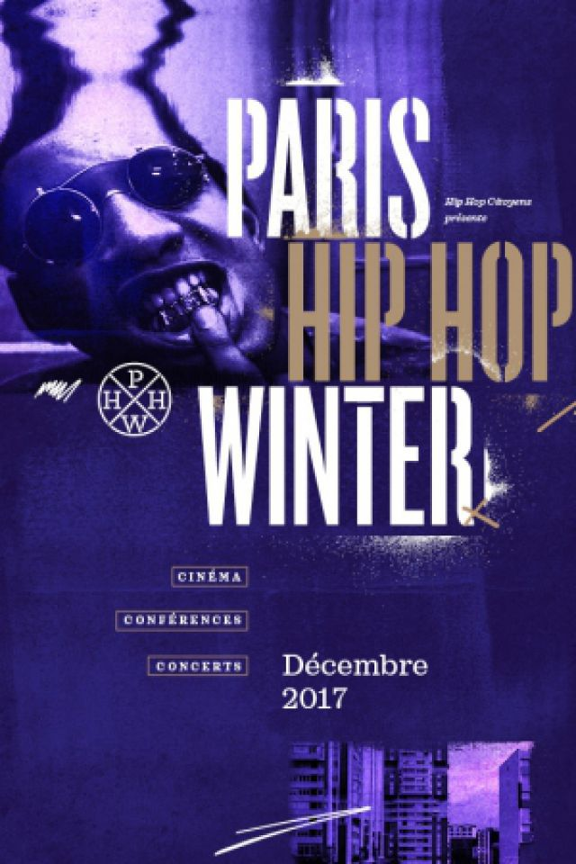13 BLOCK - PARIS HIP HOP WINTER 2017 @ La Bellevilloise - Paris