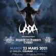 Concert UADA + Regarde Les Hommes Tomber + 2 guests Grillen Colmar