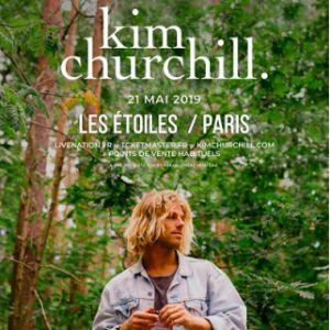Kim Churchill
