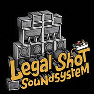 LEGAL SHOT SYSTEM W/CHARLIEP & GREEN CROSS @ Le Fil - SAINT ETIENNE