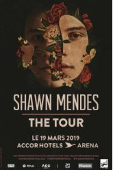 Concert SHAWN MENDES - THE TOUR