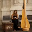 Concert TRIPTYQUE AUTOUR DE LA HARPE à NIEUL SUR L'AUTISE @ ABBAYE DE NIEUL  - Billets & Places