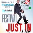 Spectacle JUST IN LIVE à RAMONVILLE @ LE BIKINI - Billets & Places