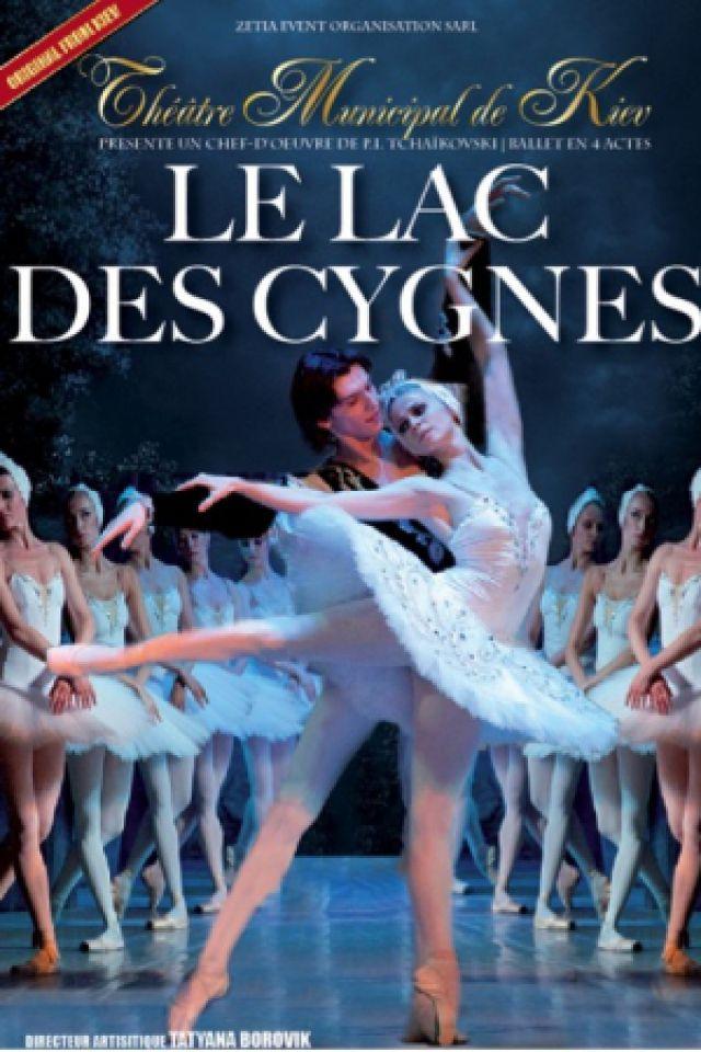 LE LAC DES CYGNES @ Théâtre Sébastopol - LILLE