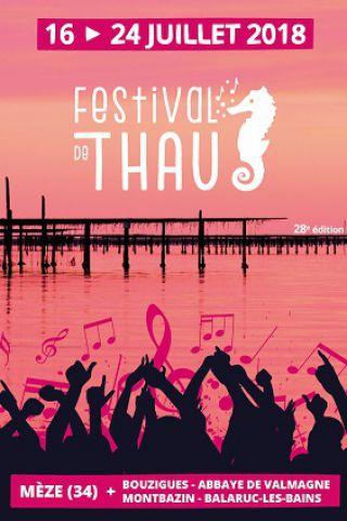 Billets Festival de Thau - Catherine Ringer + Fatoumata Diawara + Frigya - PLACE DES TONNELIERS (sur le port)