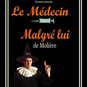 LE MEDECIN MALGRE LUI @ La Comédie Saint Michel - Grande salle - PARIS