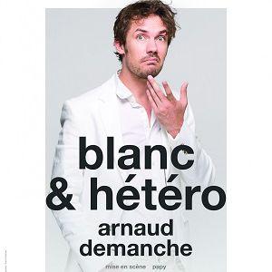 Arnaud Demanche - Blanc & Hetero
