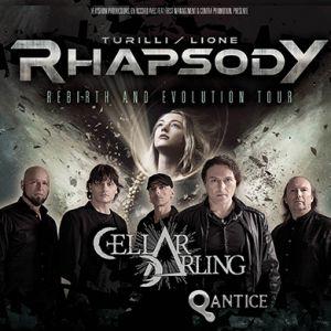 Turilli And Lione Rhapsody  + 1Ère Partie