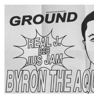 IBOAT - GROUND: BYRON THE AQUARIUS, K15, REAL J, JUS JAM @ I.boat - BORDEAUX