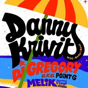 FREE YOUR FUNK : DANNY KRIVIT & DJ GREGORY @ La Bellevilloise - Paris