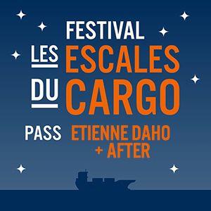 PASS DAHO + AFTER @ Les escales du cargo // Cour de l'Archevêché  - ARLES