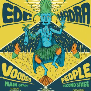 EDC x HADRA: Voodoo People - Warehouse Nantes @ WAREHOUSE - NANTES