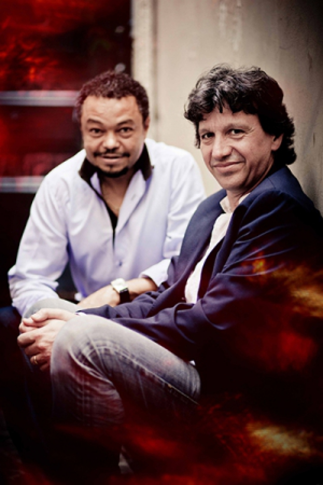 CANONGE &  ZENINO invitent Bob GULLOTTI et Hermon MEHARI @ Le Baiser Salé Jazz Club - PARIS