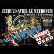 Concert LES NAUFRAGES + BRASSEN'S NOT DEAD à TOULOUSE @  LE METRONUM - Billets & Places