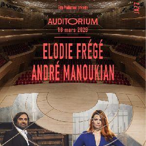 Elodie Frege - Andre Manoukian