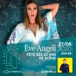 Concert SHOWCASE EVE ANGELI  à PARIS @ La Salle de Billard - Billets & Places