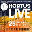 Festival HORTUS LIVE - 5EME EDITION à VALFLAUNÈS @ Domaine de l'Hortus - Billets & Places