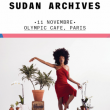Concert SUDAN ARCHIVES + FAROE à PARIS @ L'OLYMPIC CAFE - Billets & Places