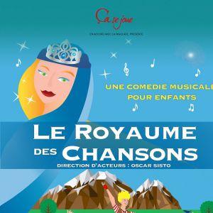 LE ROYAUME DES CHANSONS @ SALLE MARCILLET - SEDAN