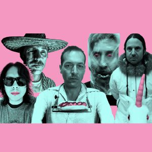Hot Snakes + The Intelligence