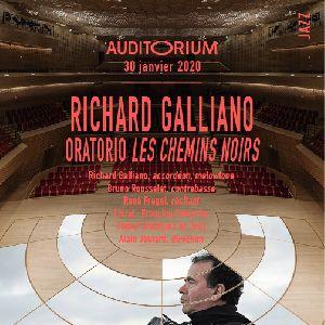Richard Galliano - Les Chemins Noirs