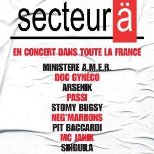 SECTEUR Ä @ Le Dôme - Marseille
