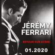Spectacle JEREMY FERRARI à BESANÇON @ Le Grand Kursaal - Billets & Places