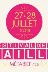 FESTIVAL DE LA PAILLE 2018 - VENDREDI 27 JUILLET