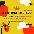 31ème festival 24 heures du swing - JOUR 1 à MONSÉGUR @ Cinéma Eden - Billets & Places