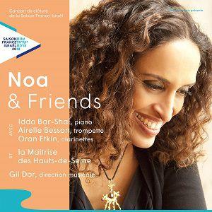 NOA & FRIENDS @ Auditorium - La Seine Musicale - BOULOGNE BILLANCOURT